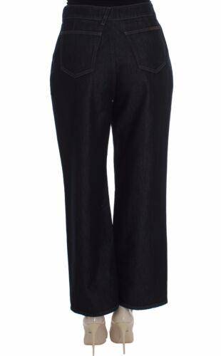 It42Us8 aus blauer Neue Hose DolceGabbana Jeans Seidenmischung Baumwolle Y6bgyf7