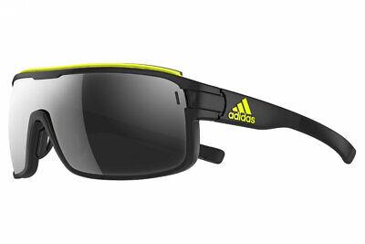 adidas Evil Eye halfrim Basic ad 07 1100 S Sonnenbrille RAD LAUF SKI BRILLEN NEU