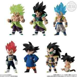 Bandai Dragon Ball Super Movie Special Broly Adverge Part 9 Figure