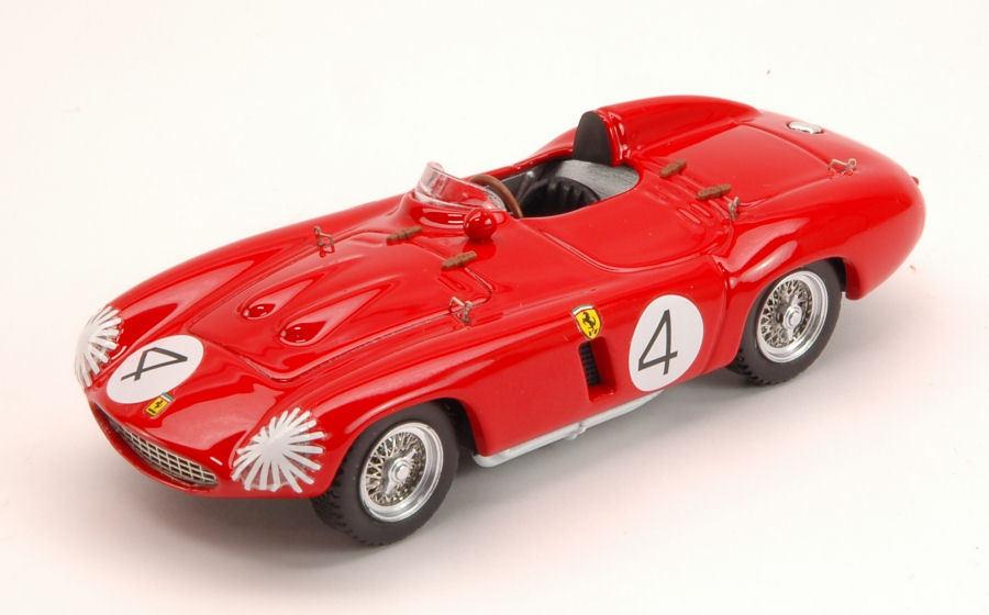Ferrari 750 Monza  4 Tourist Trophy 1955 Castellotti   Taruffi 1 43 Model 0316  | Export