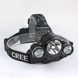 Bright-Waterproof-3000lm-4-Modes-CREE-XM-L-T6-amp-XPE-R2-LED-Headlamp-Headlight