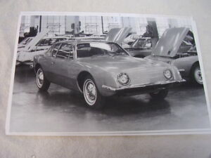Image Is Loading 1963 STUDEBAKER AVANTI ASSEMBLY STORAGE AREA 11 X