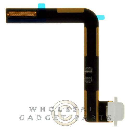 Charge Port for Apple iPad Air White Connection Connector Power Charging Plug