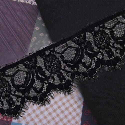 90mm Floral Vintage Bordure Bord Dentelle Coton Ruban Garnitures Tissu Couture
