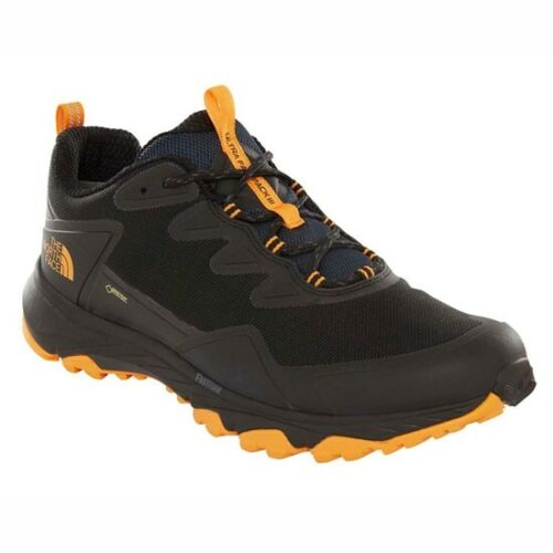 The North Face Ultra Fastpack III GTX TNF Black//Zinnia Orange NF0A39IPK7S1//