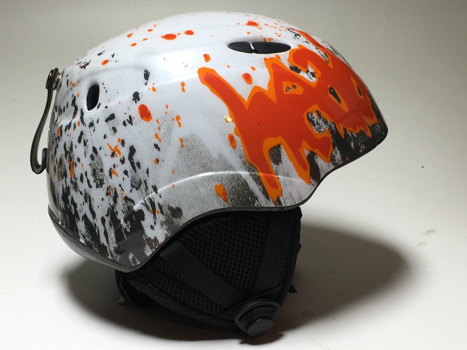 Head Kinder Ski Helm Kinderskihelm HEAD Joker Gr. XS 51 - 52 cm verstellbar cool
