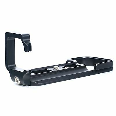 FITTEST Quick Release QR L Plate Vertival Bracket Grip For Sony A6000 Arca Swiss