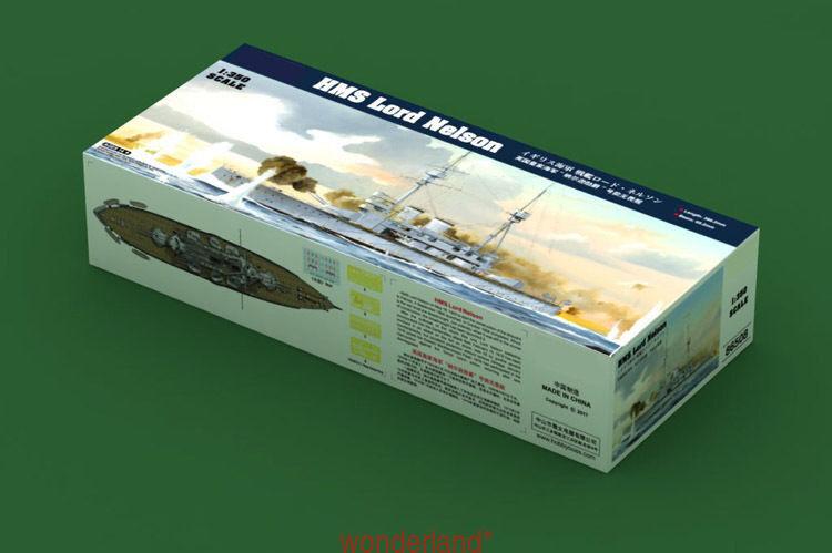 Hobbyboss Model Kit 1 350 86508 HMS Lord Nelson