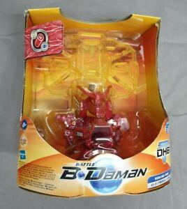 Battle-B-Daman-Electronic-Rekuso-DHB-Figur-Hasbro-98137-E-37-2005-Neu