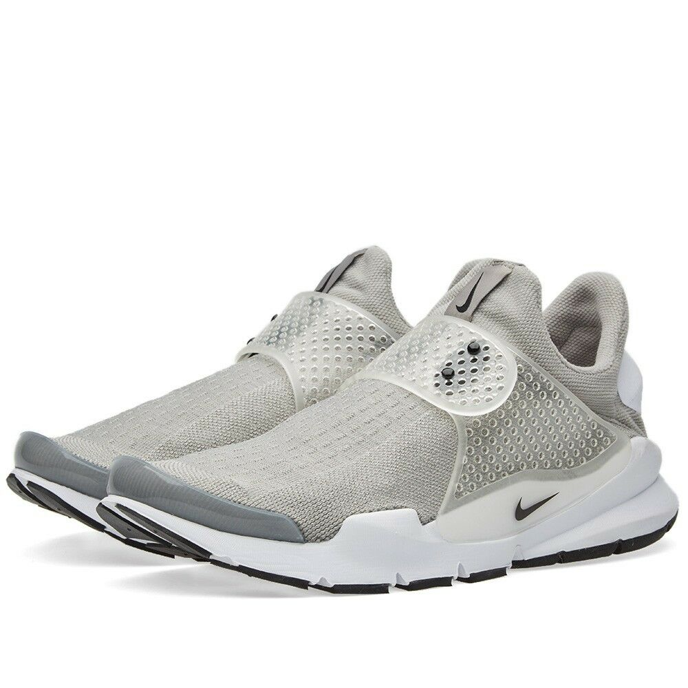 Nike Sock Dart Medium Grey Black White 819686-002