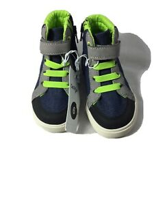 Cat And Jack Baby Boy Shoes Size 6