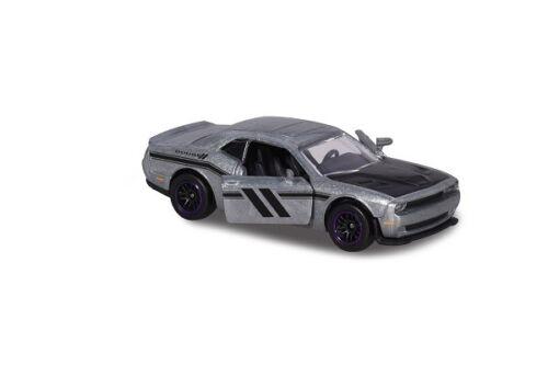 Majorette 212054018 Neu Dodge Challenger SRT Hellcat Limited Series 5