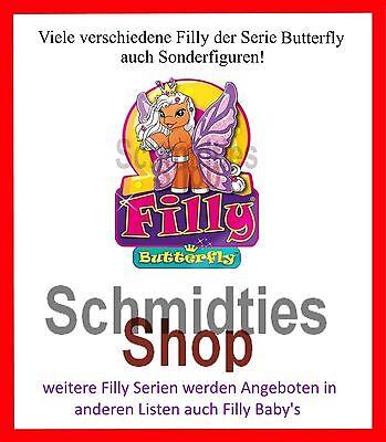 Filly Butterfly & Glitter Edition - Wählen Sie ihre Filly's (Neu/Unbespielt)
