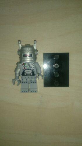 Lego Minifiguren Serie 1 Figur Nummer 7 Roboter