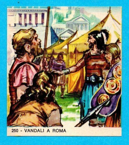 IMPERO ROMANO-IMPERIA 1963-FIGURINA a scelta-STICKER at choice-Nuova//New