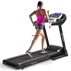 2-25HP-Folding-Treadmill-Electric-Motorized-Power-Running-Fitness-Machine-Gym