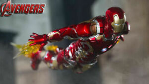 Comicave-Iron-Man-MK43-Action-Figure-Toy-1-12-Scale-Alloy-Movable-Gift-Collect