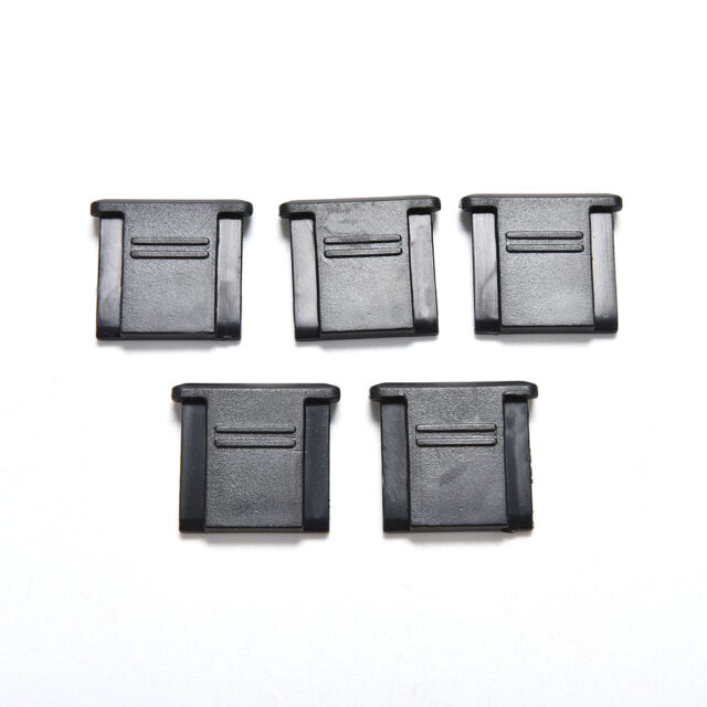 """5Pcs Hot Shoe Cover for Canon Nikon Olympus Pentax   0.75""""*0.83"""" 、New"""