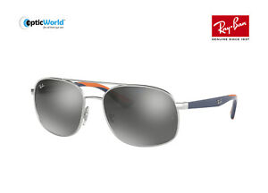 64e76fcd21a Image is loading Ray-Ban-RB3593-Designer-Sunglasses-with-Case-All-