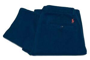 Polo-Ralph-Lauren-Classic-Fit-Chino-Dans-Bleu-Marine-Bleu-Vintage-Washed