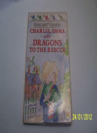 Charlie, Emma and Dragons to the Rescue (A Magnet book) By Margaret Greaves, Ei