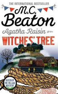 Agatha-Raisin-and-the-Witches-039-Tree-Beaton-M-C-New-Book