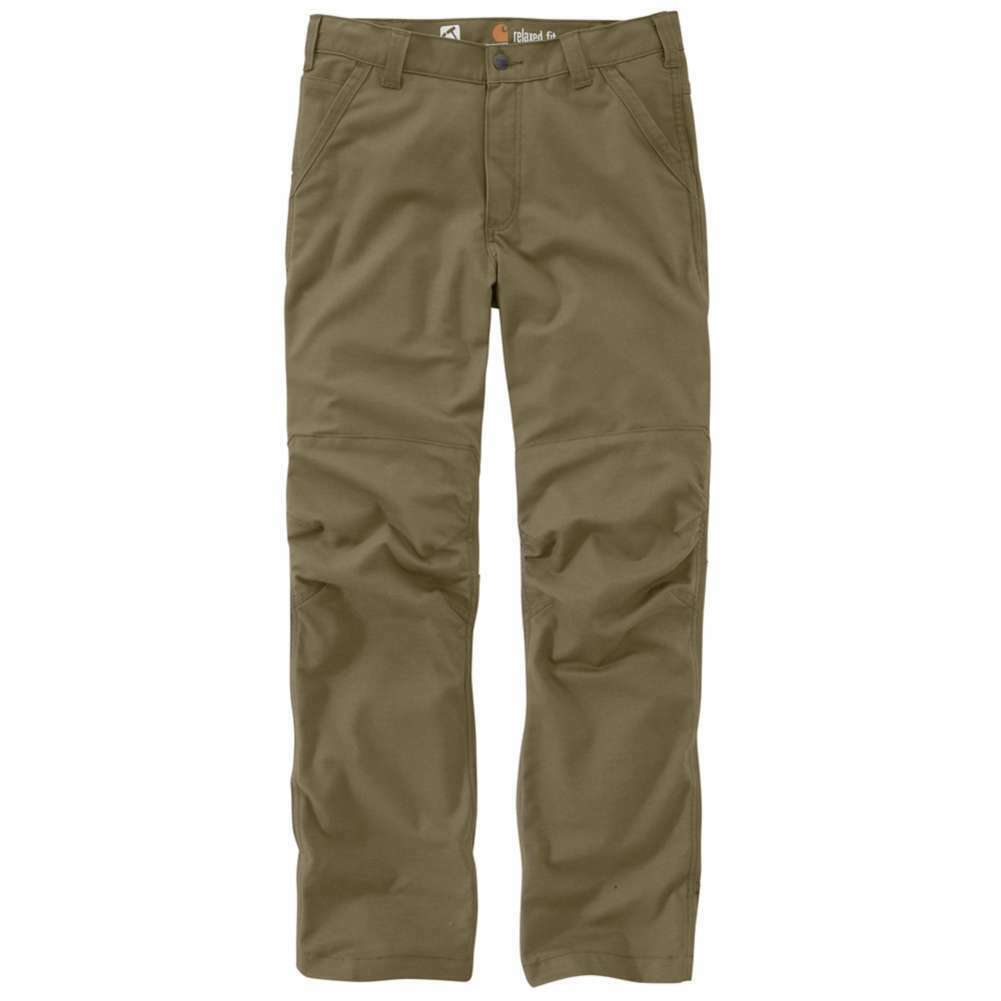 Carhartt 102812C - Full Swing Cryder Dungaree Pant 2.0 - Burnt Olive 391