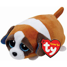 """TY Beanie Boos Teeny Tys 4/"""" CANDY the Pug Stackable Plush Stuffed Animal MWMT/'s"""