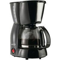 Brentwood Appliances 4 Cup Coffee Maker (black) Ts-213bk