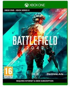 BATTLEFIELD 2042 XBOX ONE VIDEOGIOCO ITALIANO XBOX SERIES X GIOCO SIGILLATO