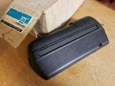 NOS GM 995693 79 80 81 Malibu 2 Door Door Edge Guard Accesory Pair