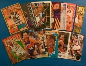 NBA Basketball 17-card Charles Barkley Lot *Topps Fleer Upper Deck SkyBox*
