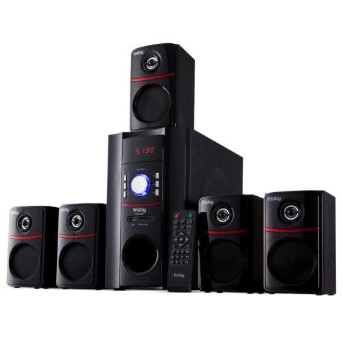 FS5010BT Bluetooth Home Theater 800 Watt Surround Sound 5.1 Speaker System