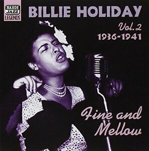 Billie-Holiday-Fine-and-Mellow-Original-Recordings-Vol-2-1936-1941-CD
