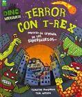 Terror Con T-Rex by Parragon (Hardback, 2015)