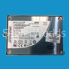 HP 486304-001 80GB SFF SSD Solid State Hard Drive SSDSA2BW080G3H 652184-002