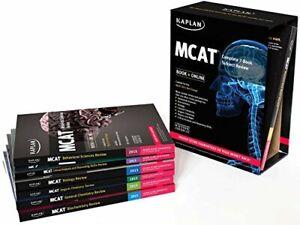 Kaplan-MCAT-completa-7-libro-objeto-de-revision-por-Kaplan