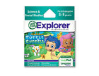 Leapster Explorer Game Nickelodeon Bubble Guppies Ages 3 5