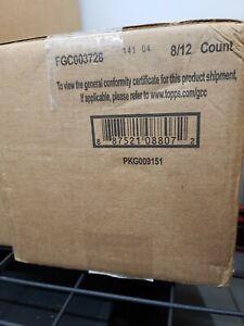 2020 Bowman Baseball HTA Jumbo 8-Box Hobby Case Sealed