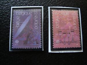 Belgien-Briefmarke-Yvert-Und-Tellier-N-2283-2284-N-A22-Briefmarke-Belgium