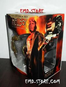 Hellboy The Golden Army 2 DVD Collector's Set Cofanetto Nuovo in Box nn Perfetto