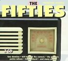 The Fifties [Box] by Various Artists (CD, Mar-1997, 3 Discs, Goldies)