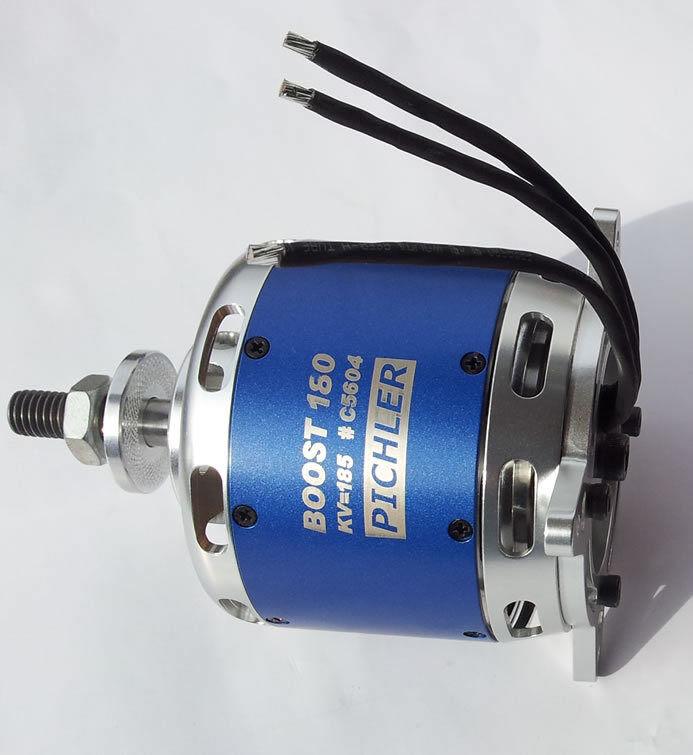 Motore Elettrico Boost  160 senza Spazzole 28-poliger Außenläufermotor per Grei  Ultimo 2018