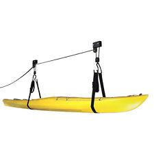 RAD Cycle Kayak Lift Hoist Garage Ladder Canoe Hoists, 125 lb Capacity NEW