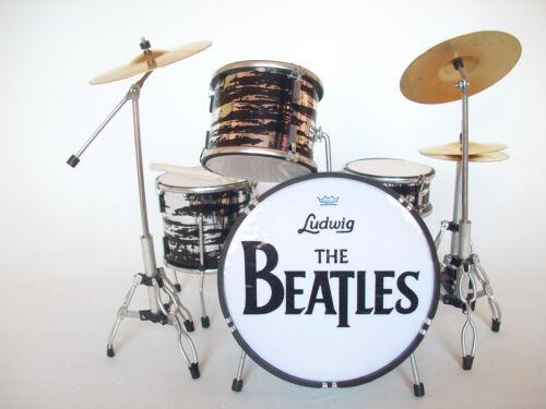 Batterie miniature Ludwig de Ringo Starr-The Beatles