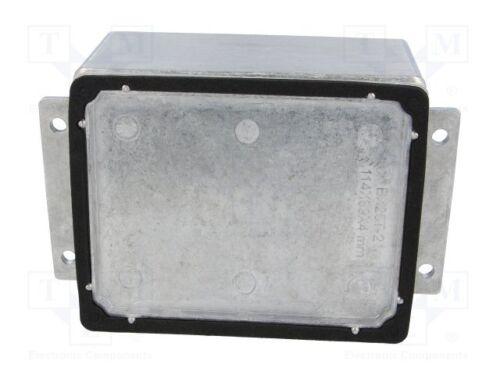x89x55mm ip66 alu-moldeo por inyección-carcasa bs25mf 140 Carcasa aluminio con soporte 114