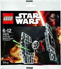 100/% Lego 30276-Star Wars-Fuerzas especiales de primer orden Tie Fighter-Sellado