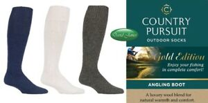 Country Pursuits Ladies 3 Pairs Short Boot Socks 4-7