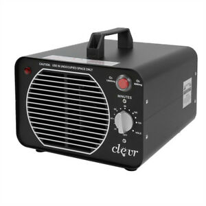 Clevr-Commercial-Ozone-Generator-Dual-Air-Purifier-Deodorizer-Smoke-Odor-Removal