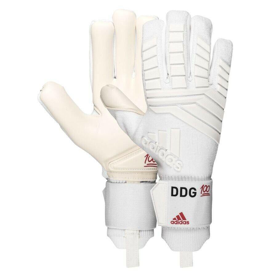 Adidas Pnetwerkator Pro DE GEA 100 SPECIALE EDITION Handschoenen Grootte 10 Voetbal